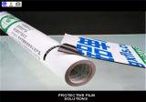 PET schützender Film für Plastikblatt Belüftung-ABSps-PC PMMA/Panels/rostfreien Stahlplastik/Glas