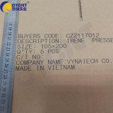 Printer van het Karton van het Grote Formaat van Inkjet van Cycjet C700 de Oplosbare