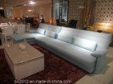 Amerikanisches ledernes Sofa (SBL-9103)
