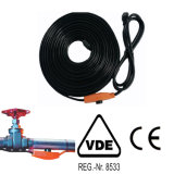凍結する管のための管の保護168W配水管の暖房ケーブル