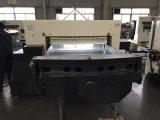 15 pulgadas de pantalla táctil computarizada Cortador de papel guillotina/Papel/máquina de corte (130F)