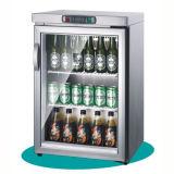 Мини-поверхности стола в гостинице напитков дисплей с охладителя бутылок