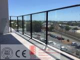 10mm, raggruppamento di vetro Tempered di 12mm Framless che recinta con il Ce, AS/NZS2208, SGCC