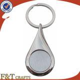 Bulk Leeg Promotie Aangepast Gegraveerd Metaal Keychain (FTKC1808A)