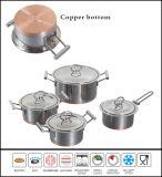 Nieuw 8PCS Roestvrij staal Cookware Distributors