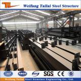 H-Kapitel-Stahlspalte für Aufbau-Gebäude