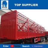 대륙간 탄도탄 차량 - 트럭 트레일러에 있는 반 3개의 차축 담 트레일러