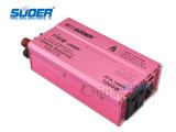 Inversor modificado 12V externo 1000W (KFA-1000A) de la potencia de onda de seno del fusible de Suoer