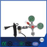 Конкурентоспособных экспортных Aquariun электрический регулятор давления газа CO2