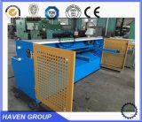Máquina de corte da guilhotina da placa com série da elevada precisão QH11D