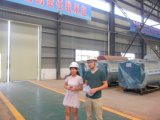中国4200 Kw/Hの石炭によって発射されるホットオイル熱オイルのボイラー