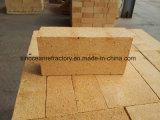 Brique d'alumine élevée réfractaire pour meuler industriel
