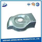 Pièces estampées de tôle d'acier inoxydable d'OEM avec le placage de zinc