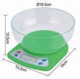 Électroniques ménagers Échelle numérique de la cuisine la nourriture pesant 5 kg/1g