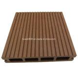 Les matériaux de construction standard en plastique en bois Composite Decking