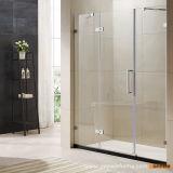 El Oppein Derlin Serie Mueble de cabina de ducha de vidrio deslizante de baño (OP26-L31LA)