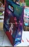 頑丈な薄板にされたNonwoven印刷されたハンドル袋