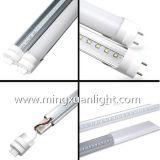 Aluminio alto brillo LED SMD2835 18W luz del tubo T8