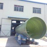 Rohr des Fiberglas verstärkter PlastikFRP