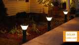 Nouveau Style DC LED solaire de haute qualité à l'extérieur de la pelouse s'allume
