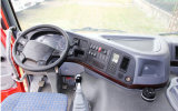 10の車輪が付いている371HP Sinotruk HOWOのダンプのダンプカートラック