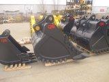 El compartimiento resistente de la roca del excavador de la maquinaria de construcción se adapta para KOMATSU/la oruga/Volvo