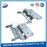 1,5Mm/3mm de alumínio Peças de estamparia de metal com oxidação anódica