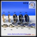 Высокая эффективность алмазного шлифовального круга для карбид кремния