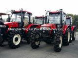 中国の新しいModel Wheel Farm Tractor Factory