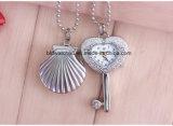 Vigilanze d'argento del pendente della collana di tono dei capretti per il regalo di Gilrs