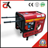 ヨーロッパのHot Sale 5kw Diesel Generator (New Model、Three Phase)