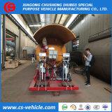 5-20 tonnes Skid-Mounted Station de remplissage GPL pour cylindre gaz de cuisine