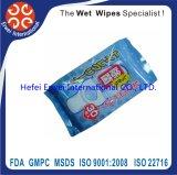 Wipes руки для трактиров/противобактериологических Wipes руки/намочили Wipe