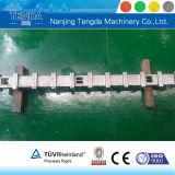 Barril gemelo del tornillo del rectángulo para la maquinaria de la protuberancia