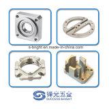 La précision de pièces d'usinage CNC