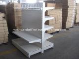preço de fábrica de aço Ajustável Estantes de prateleira de supermercado de gôndola Rack de exibição