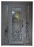 Arti e portello del ferro di obbligazione della parte superiore rotonda dei mestieri singolo con i Sidelights