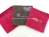 Hot su ordinazione Pink e Gray Jewellry Printed Pouches