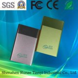 RoHS Cer FCC-anerkannte Lithium-Batterieleistung-Bank mit 8000mAh