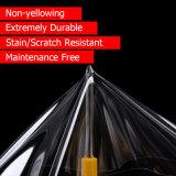 Прозрачный цвет 1.52*15m ясности пленки предохранения от краски автомобиля TPU