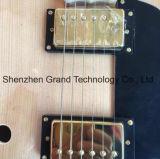 壮大なDIY LPのギターキットは/炎にあてたEs175ジャズ空ボディエレキギター(ES-175)を