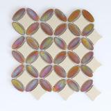 Mattonelle di mosaico di vetro di marmo di /Mix delle mattonelle di mosaico della parete EL9537