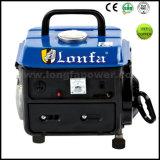 Lonfa 2 치기 작은 휴대용 휘발유 발전기 500W
