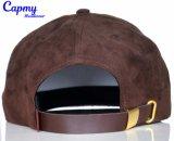 Полное изготовление шлема крышки Snapback замши