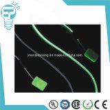 RGB 실린더 LED 테이프 빛 지구는 모자 차를 불이 켜진다