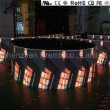 Haut P3.9 européen de la qualité de location de mur de LED