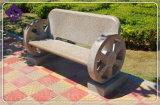 Mobiliário de jardim de pedra de granito natural