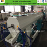 PE HDPE de de Holle Plastic Extruder van de Pijp van de Muur Windende/Machine van de Pijp van de Drainage