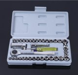 Soquetes multifunções manual no conjunto de ferramentas de reparo automático para uso doméstico