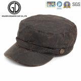 주문 로고를 가진 세척된 육군 군 모자를 가는 2016 최상 차가운 형식